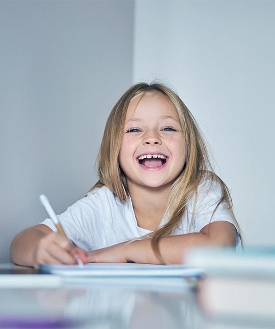 Children's Eye Exam Supporting Image
